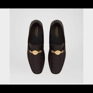 Versace DSU4669 men's loafers size 11 (44)